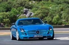 Mercedes najszybszym elektrycznym samochodem świata