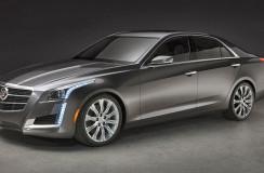 Cadillac upodabnia się do Mercedesa?