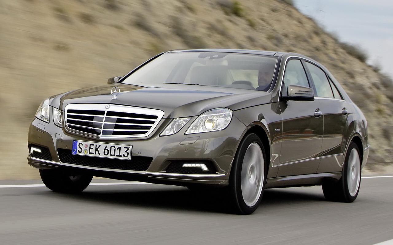 Mercedes w212 blog nieoficjalnie o for Mercedes benz trade in
