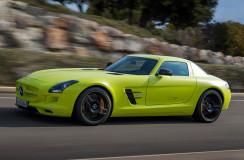 Elektryczny rekord Mercedesa