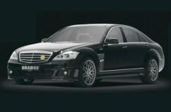 Luksusowa wersja Mercedesa S600