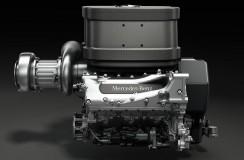 Mercedes prezentuje silnik do F1