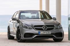 Ogromna popularność Mercedesów klasy E