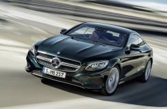 Mercedes klasy S Coupe oficjalnie