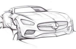 Nadchodzi Mercedes AMG GT!