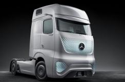 Jak będą wyglądały ciężarówki Mercedesa za 11 lat?
