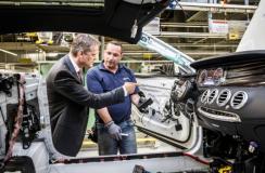 Mercedes zaprezentuje 12 nowych aut do 2020 roku