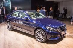 Mercedes C350 Plug-in Hybrid – nowa, niemiecka hybryda