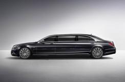 Nadchodzi premiera Mercedesa-Maybacha Pullmana
