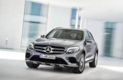 Mercedes prezentuje następcę modelu GLK