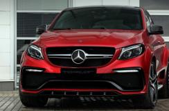 Mercedes GLE Coupe jeszcze mocniejszy