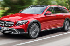 Mercedes E All-Terrain w 2017 roku