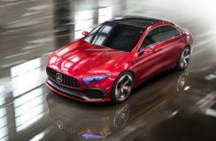 Mercedes Concept A – zapowiedź nowości