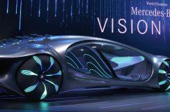 Mercedes-Benz – VISION AVTR